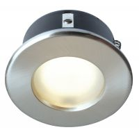 ROBIN SHOWER 50W GU10 230V IP65 83MM DOWNLIGHT WHITE